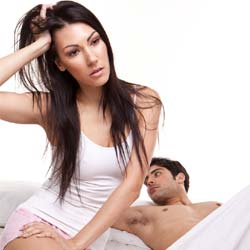Common Male Problems Dissatisfied Females