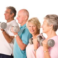 Exercise for Seniors Citizens