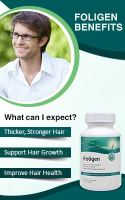 Foligen Thicker Hair